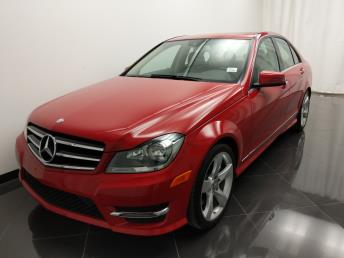 Used 2014 Mercedes-Benz C350 Sport