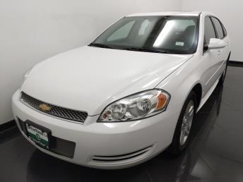 2015 Chevrolet Impala Limited LT - 1040203742
