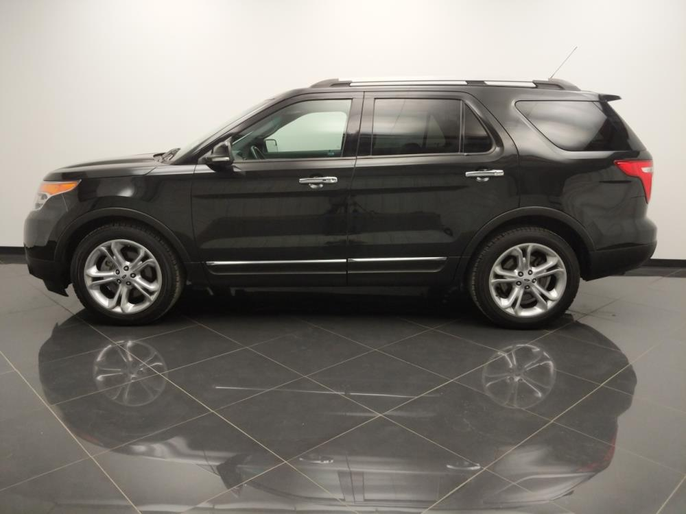 2015 Ford Explorer Limited - 1040203744
