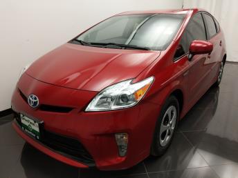 2015 Toyota Prius Three - 1040203757
