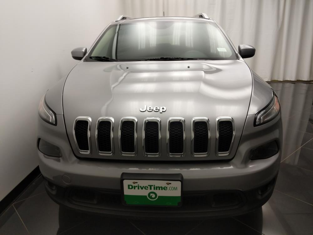 2015 Jeep Cherokee Latitude - 1040203763