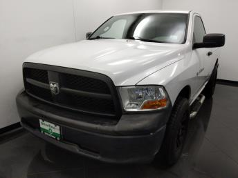 2012 Ram 1500 Regular Cab Tradesman 6.3 ft - 1040203845