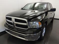 2017 Ram 1500 Quad Cab Big Horn 6.3 ft