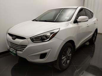 Used 2015 Hyundai Tucson