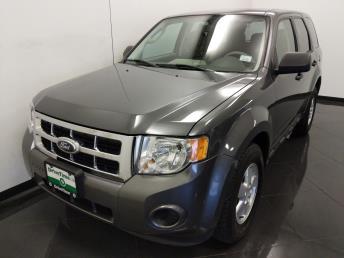2012 Ford Escape XLS - 1040203953