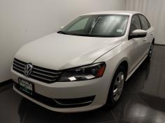 2014 Volkswagen Passat 1.8T S