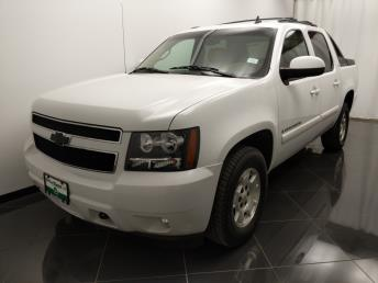 Used 2009 Chevrolet Avalanche