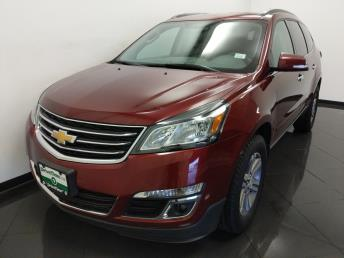 2017 Chevrolet Traverse LT - 1040204036