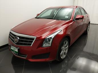 2014 Cadillac ATS 3.6L Luxury - 1040204067