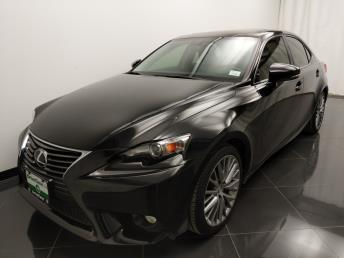 2014 Lexus IS 250  - 1040204096