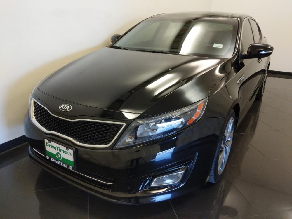 Drivetime Payment Center >> 2014 Kia Optima Limited SXL for sale in Dallas ...