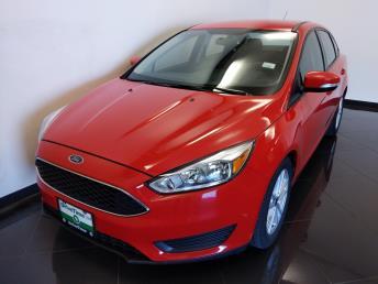 2016 Ford Focus SE - 1040204156