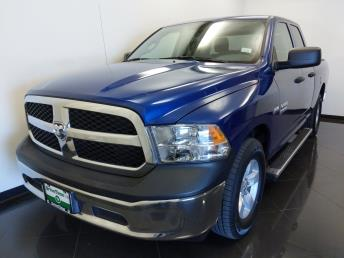 2017 Ram 1500 Quad Cab Tradesman 6.3 ft - 1040204216