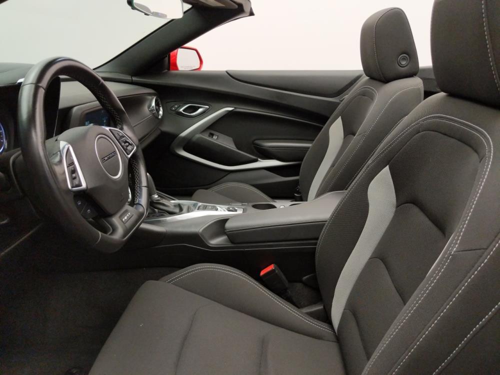 2017 Chevrolet Camaro LT - 1040204234