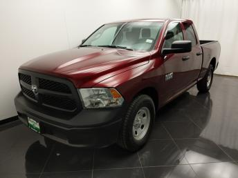 2017 Ram 1500 Quad Cab Tradesman 6.3 ft - 1040204369