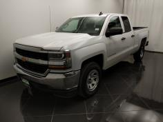 2016 Chevrolet Silverado 1500 Double Cab Work Truck 6.5 ft
