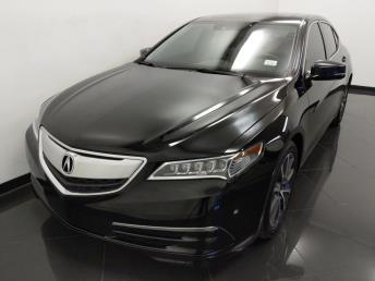 Used 2015 Acura TLX