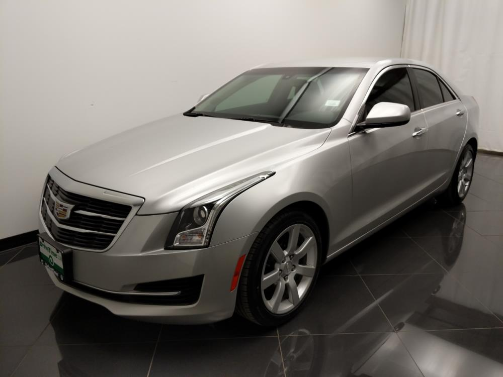 2015 cadillac ats 2 5l for sale in dallas 1040204396 drivetime. Black Bedroom Furniture Sets. Home Design Ideas