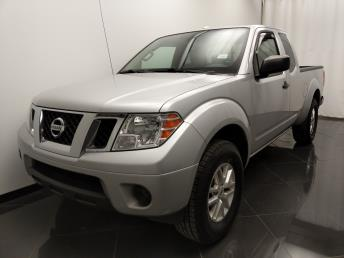 2015 Nissan Frontier King Cab SV 6 ft - 1040204431