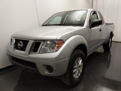 2015 Nissan Frontier King Cab SV 6 ft