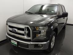 2015 Ford F-150 SuperCrew Cab XLT 5.5 ft