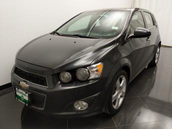 2014 Chevrolet Sonic LTZ - 1040204455