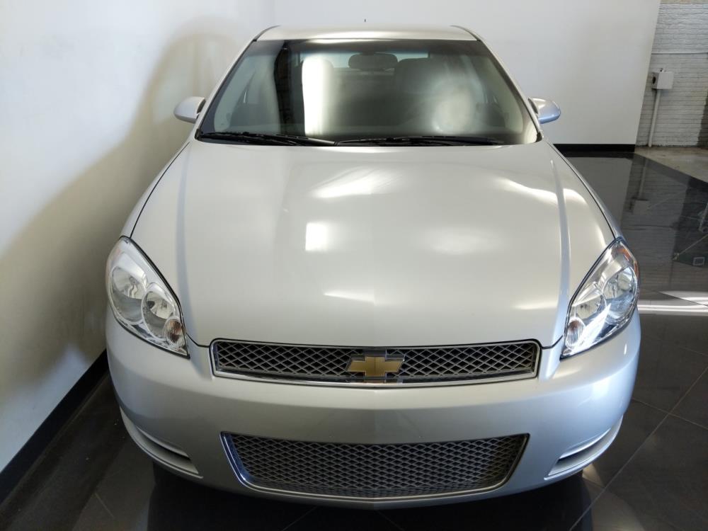 2016 Chevrolet Impala Limited LT - 1040204523