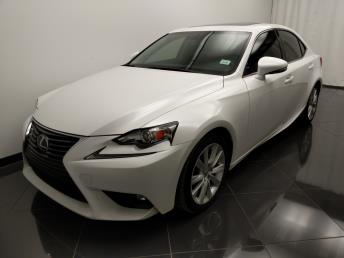2015 Lexus IS 250  - 1040204576
