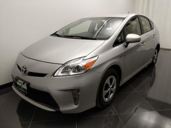 2013 Toyota Prius Four - 1040204586