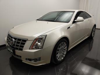 2014 Cadillac CTS 3.6 Performance Collection - 1040204637