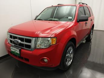 Used 2009 Ford Escape