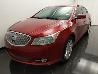 2012 Buick LaCrosse Leather - 1040204706