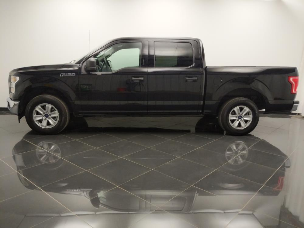 2017 Ford F-150 SuperCrew Cab XLT 5.5 ft - 1040204727