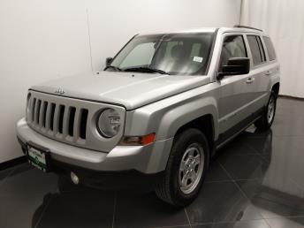 2012 Jeep Patriot Sport - 1040204743