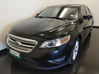 2012 Ford Taurus SEL - 1040204758