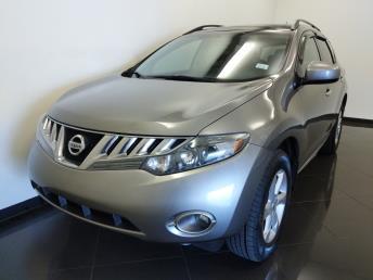 2010 Nissan Murano SL - 1040204784