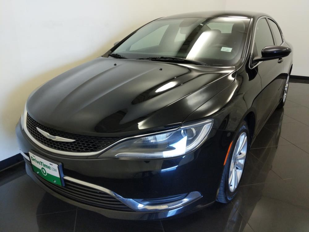 2015 Chrysler 200 Limited - 1040204805