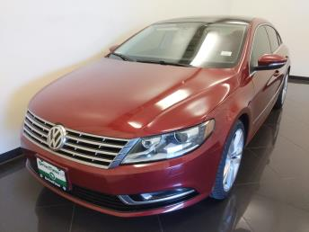 2014 Volkswagen CC 2.0T Executive - 1040204814