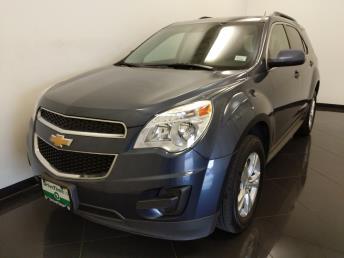 2014 Chevrolet Equinox LT - 1040204848