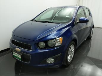 2014 Chevrolet Sonic LT - 1040204877