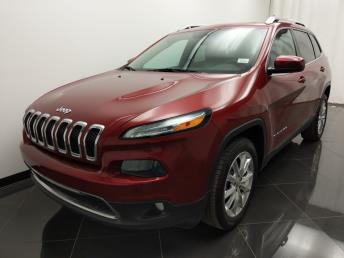 2014 Jeep Cherokee Limited - 1040204879
