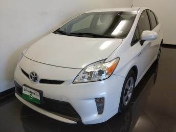 2012 Toyota Prius Three - 1040204911