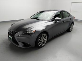 2015 Lexus IS 250  - 1040204971
