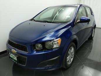 2014 Chevrolet Sonic LT - 1040204976