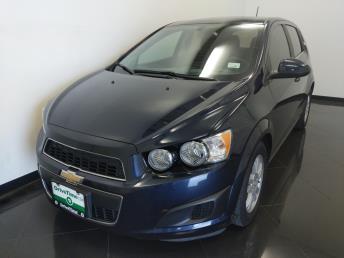 2015 Chevrolet Sonic LT - 1040205364