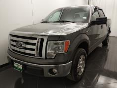2012 Ford F-150 SuperCrew Cab XLT 5.5 ft