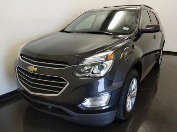 2016 Chevrolet Equinox LT - 1040205502
