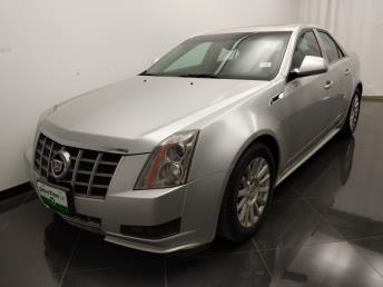 2012 Cadillac CTS  - 1040205594