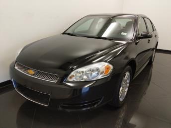 2016 Chevrolet Impala Limited LT - 1040205634