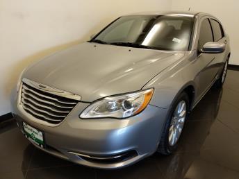 2013 Chrysler 200 LX Z - 1040205646